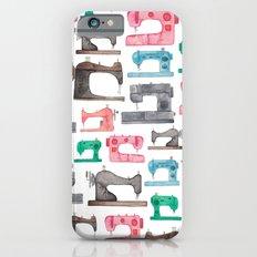 Sewing Machines Slim Case iPhone 6s