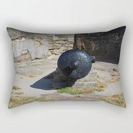 Castillo de San Marcos Cannon II Rectangular Pillow