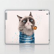 Sailor Cat III Laptop & iPad Skin