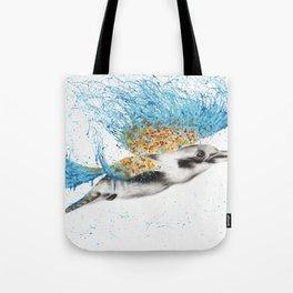 Clever Kookaburra Tote Bag