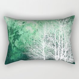 A storm is coming (and it's not winter) Rectangular Pillow