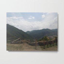 Mother Land Metal Print