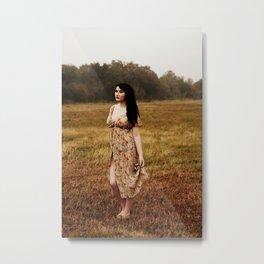 Jessi Metal Print