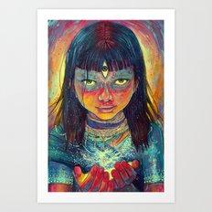 Mistyrius Art Print