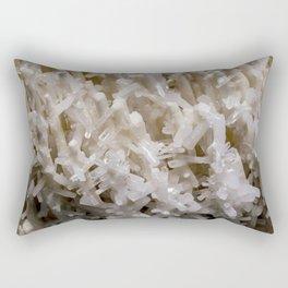 Botanical Gardens II - Crystals #941 Rectangular Pillow