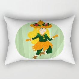 The Little Witch Rectangular Pillow