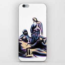 Crucifix Scene iPhone Skin