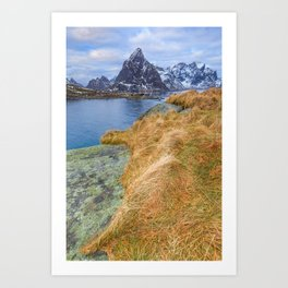 Norway Vistas Art Print