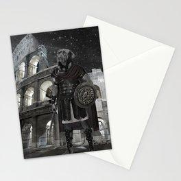 Neapolitan Mastiff Gladiator Stationery Cards