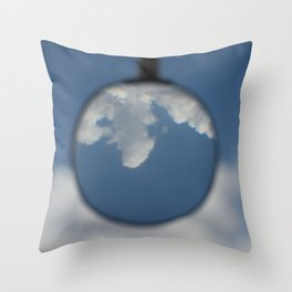 Upside Down II Throw Pillow