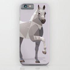 Lipizzaner Horse iPhone 6s Slim Case