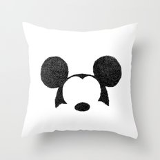 Mickey Hatching Throw Pillow