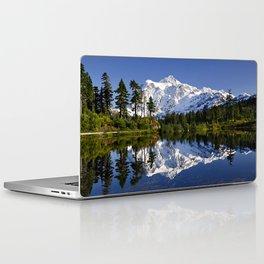 Picture Lake, WA Laptop & iPad Skin