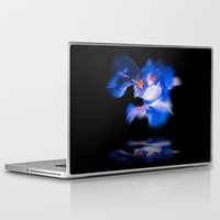 lily Laptop & iPad Skins featuring Lily  by Walter Zettl