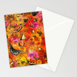 Butterfly City Stationery Cards