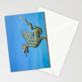 Dragon Zilant Stationery Cards