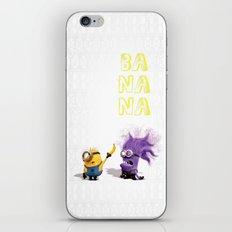 Banana iPhone & iPod Skin