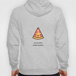JUST A PUNNY PIZZA JOKE! Hoody