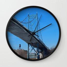 The High Level II Wall Clock