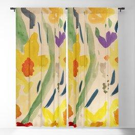 Daffodils Blackout Curtain