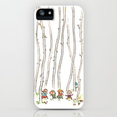 Le Loup Slim Case iPhone (5, 5s)