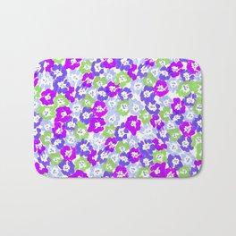 Morning Glory - Violet Multi Bath Mat
