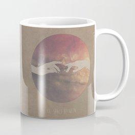 The Space Between. Coffee Mug