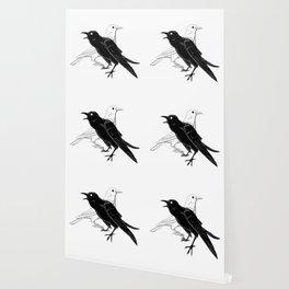 Twa Corbies Wallpaper