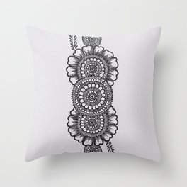 Sneha (Love) #2 Throw Pillow