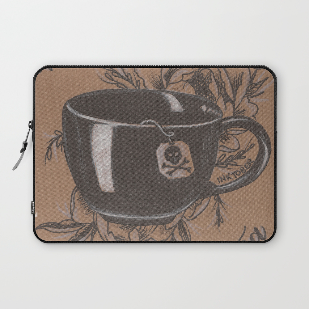 Not Everyone's Cup Of Tea Laptop Sleeve LSV7893902