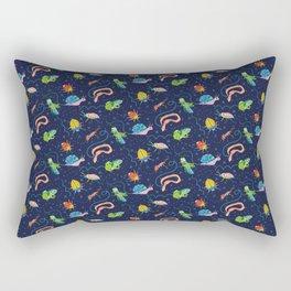 Bug Party Rectangular Pillow