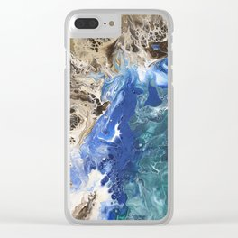 The Inlet Clear iPhone Case