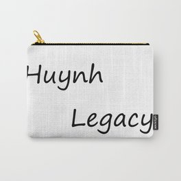 Huynh Legacy  Carry-All Pouch
