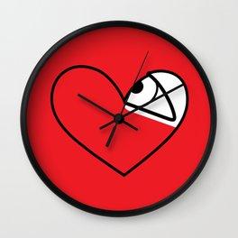 Is this love okay? Wall Clock