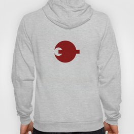 nara region flag japan prefecture Hoody