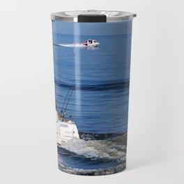 Motorboat Travel Mug
