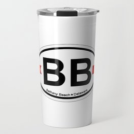 Bethany Beach - Delaware. Travel Mug