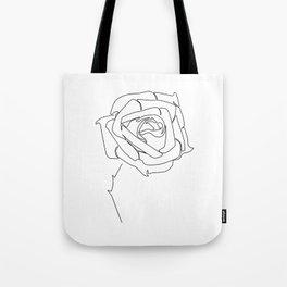 Rose Up Tote Bag