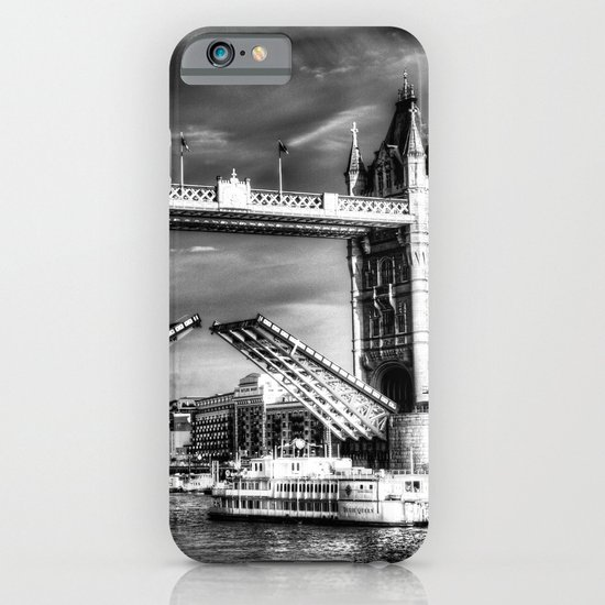 Tower Bridge and the Dixie Queen iPhone & iPod Case