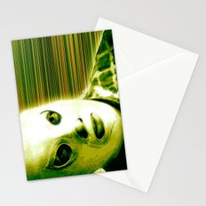 La Lucha - Green Edition Stationery Cards