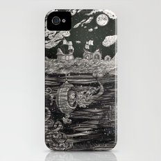 Jupiter's Guide For Submariners iPhone (4, 4s) Slim Case