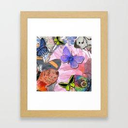 Beautiful Butterflies~ Framed Art Print