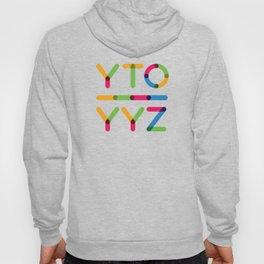 YTO-YYZ Hoody