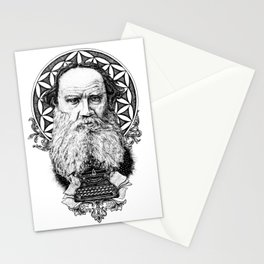 Tolstoy Stationery Cards
