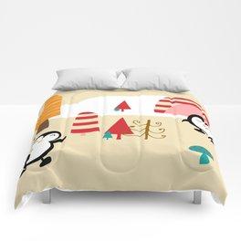 Oriana Penguin Comforters