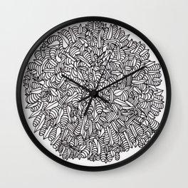 Sharp Gems and Goobers Wall Clock
