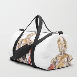 C-3PO Duffle Bag