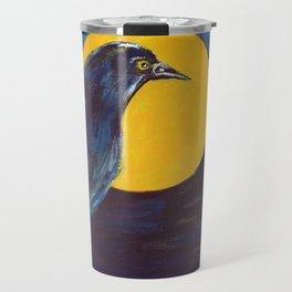 Awakening (American Crow) Travel Mug