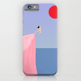 Loss // Gain iPhone Case