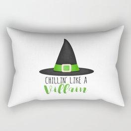 Chillin' Like A Villain Rectangular Pillow